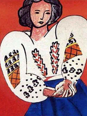 Henri_Matisse_RomanianBlouse