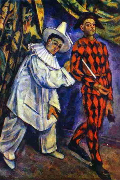 Paul_Cézanne-_Pierrot_and_Harlequin