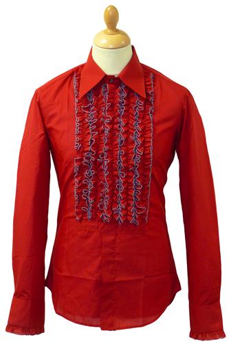 Chenaski_Tuxedo_Ruffle_Shirt_Red5