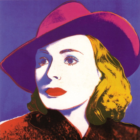 Andy-warhol-ingrid-with-hat